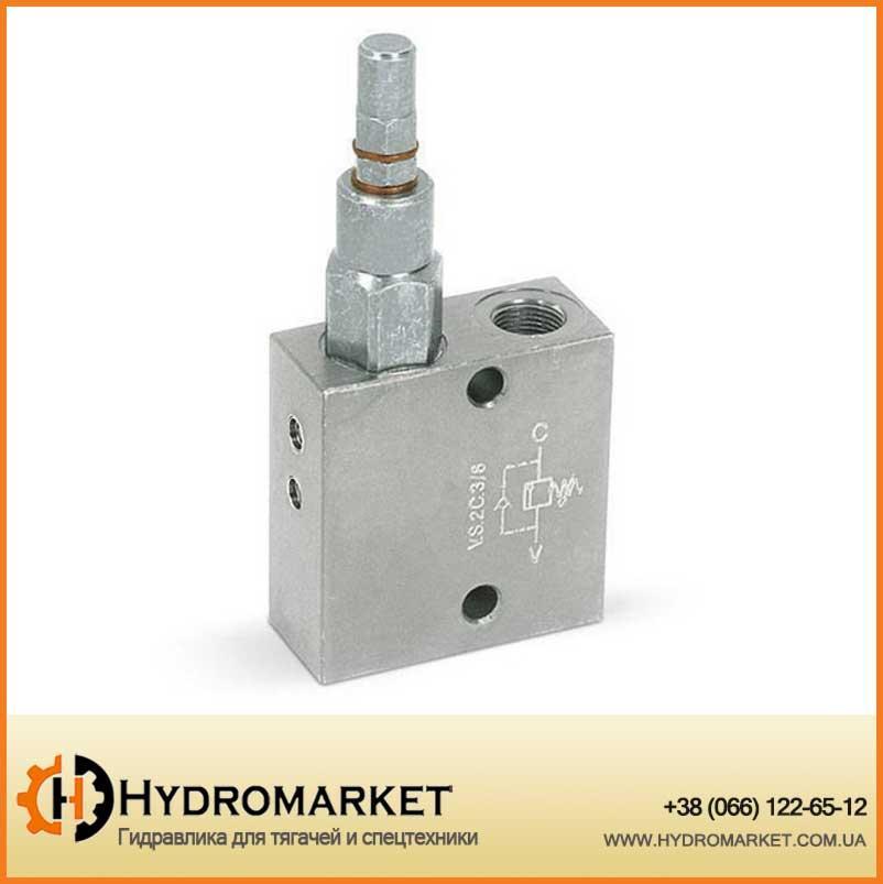 Последовательный клапан прямого действия Hydro-pack VS2C 1/2 '' V0660
