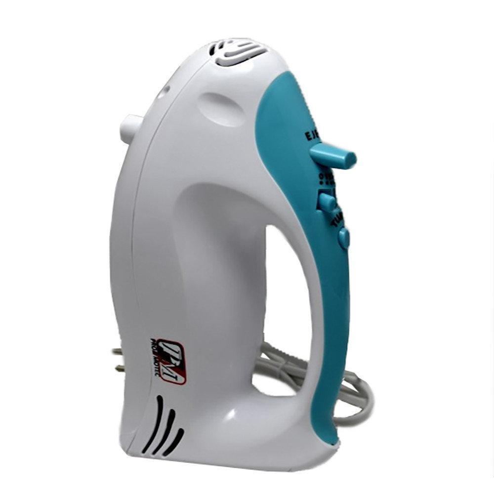 Ручной кухонный миксер Promotec PM-587 на 5 скоростей | Венчики для взбивания