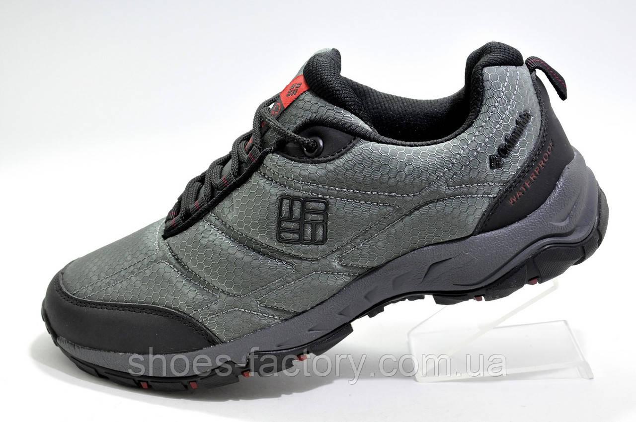 Мужские кроссовки в стиле Коламбия Firecamp 2, Gray\Серый