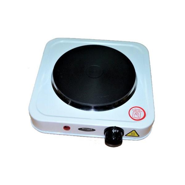 Электроплита настольная WimpeX WX-100A | Плита дисковая 1 конфорка