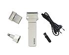 Машинка для стрижки волос ROZIA HQ-5200 | Белая, фото 2