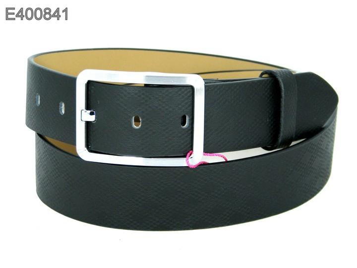 Ремень брючный с классической пряжкой Alon E400841 120 см женский черный