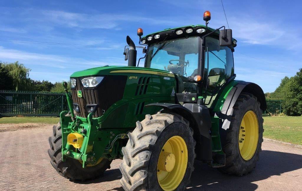 Трактор John Deere 6175R1, 2015 г.в.
