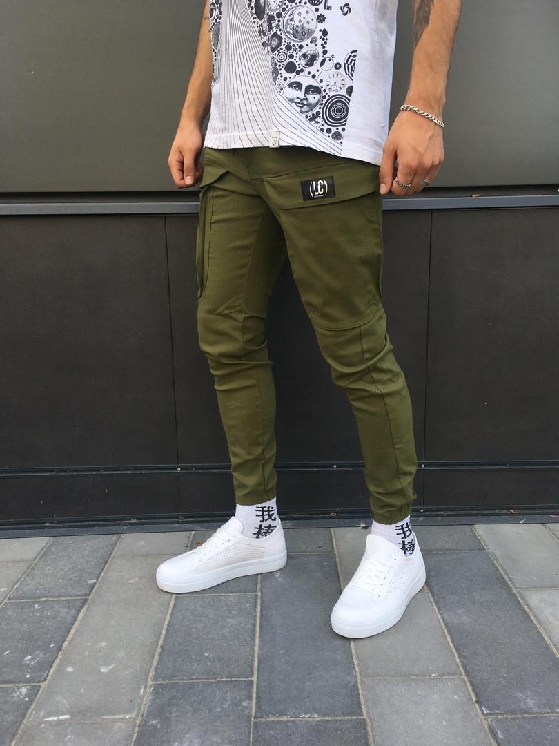 Мужские брюки карго Ф