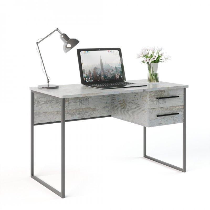 Письменный стол в стиле лофт (Универ 5)