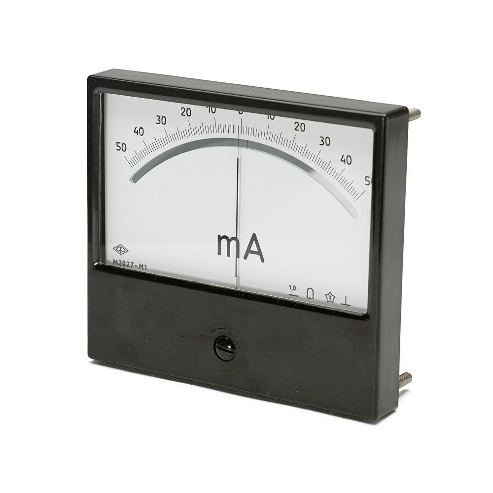 Амперметр М2027-м1 100мкА
