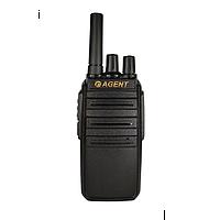 Рация Agent 003 UHF (гарнитура + две антенны), фото 1