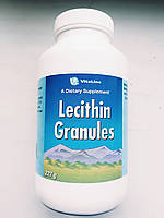 Лецитин Гранулес / Lecithin Granules ВитаЛайн / VitaLine Для нормализации нервной системы 227g.