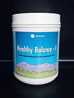 Кембриджское питание / Ванильный коктейль / Healthy Balance 1 Vanilla Drink Mix ВитаЛайн / VitaLine 630 г.