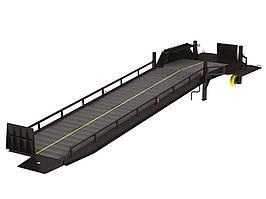 Рампа мобильная DoorHan с трехсторонней загрузкой серии 3SRM