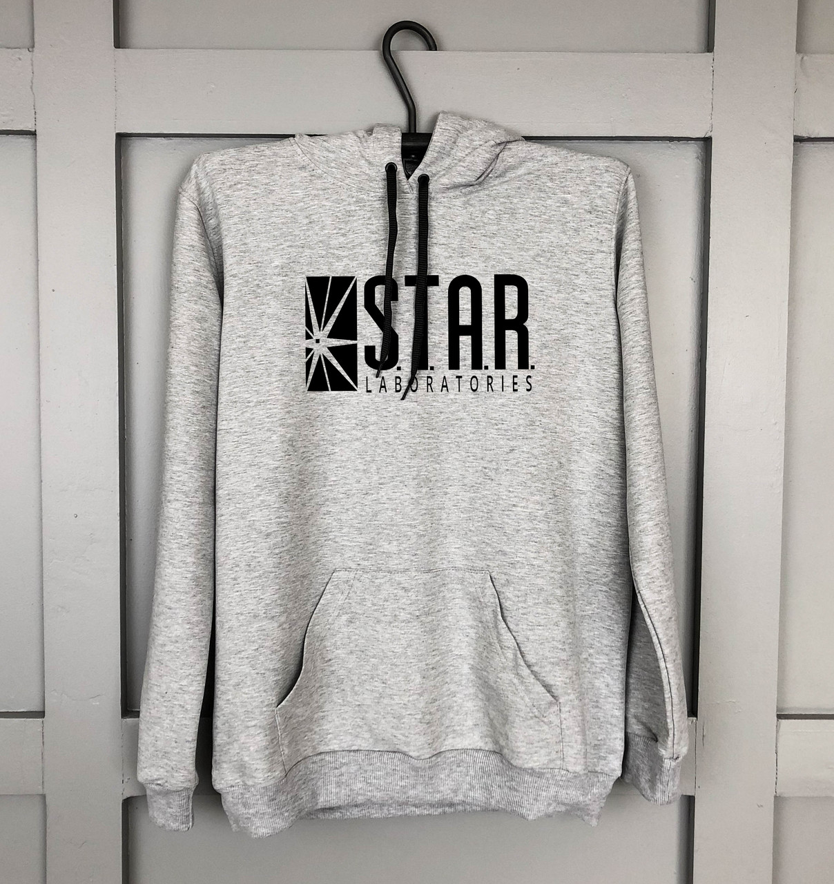 Чоловіча кофта - Кенгуру STAR сірий