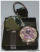 Косметическое зеркальце в подарочной упаковке Франция №6960-M63P-8