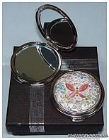 Косметическое зеркальце в подарочной упаковке Франция №6960-M63P-12