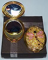 Косметическое зеркальце в подарочной упаковке Австрия №6960-T70G-2