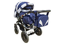 Детская коляска-трансформер Prado Lux len 34/16, Trans baby