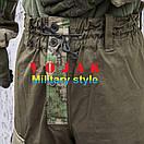 """Костюм горный """"Горка - 3"""" СпН A-TACS FG (С ПОДТЯЖКАМИ), фото 6"""