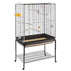 Вольер клетка для мелких птиц FERPLAST PLANETA (Ферпласт Планета), 97*58*116,5 см