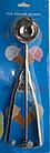 Ложка для мороженого шариками механическая из нержавеющей стали Benson BN-168 6 см, фото 9