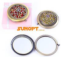 Косметическое Зеркальце в подарочной упаковке (Испания) №7006-9-16