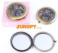 Косметическое Зеркальце в подарочной упаковке (Испания) №7006-9-17