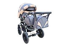 Детская коляска-трансформер Prado Lux len 06/24, Trans baby