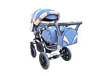 Детская коляска-трансформер Prado Lux len 33/24, Trans baby