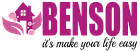 Сковорода с гранитным покрытием Benson BN-514 22*5.5 см | Крышка | Индукция | Бакелитовая ручка, фото 3