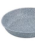 Сковорода с гранитным покрытием Benson BN-518 24*7 см | Крышка | Индукция | Бакелитовая ручка, фото 2