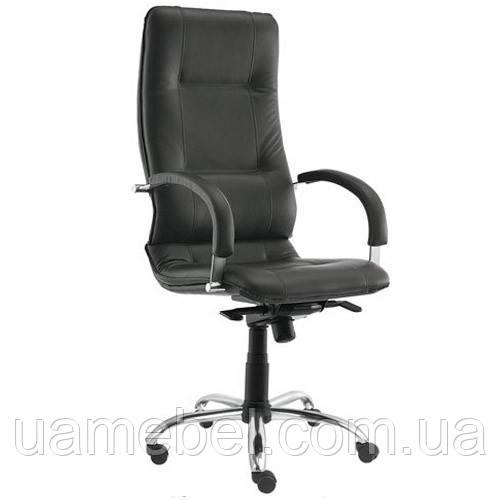 Кресло для руководителя STAR (СТАР) STEEL CHROME