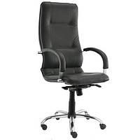 Кресло для руководителя STAR (СТАР) STEEL CHROME, фото 1