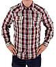 Рубашка Levi's Simiyon Plaid Western Button-Down Shirt - Men