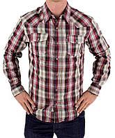 Рубашка Levi's Simiyon Plaid Western Button-Down Shirt - Men, фото 1