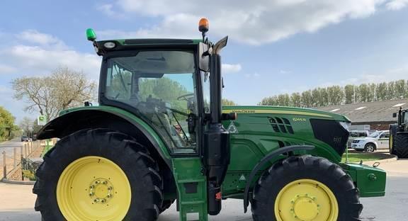 Трактор John Deere 6145R1, 2016 г.в.