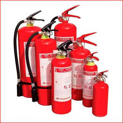 Огнетушители и комплектующие