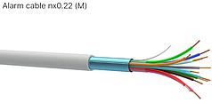 Кабель для систем охранной сигнализации Alarm Cable 8*0,22 Одескабель
