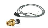 (SPKT0033R0) CAREL Датчик давления 0…5В, диапазон -1...12,8 бар, IP65