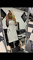 Длинное платье с капюшоном бренд Paparazzi Fashion