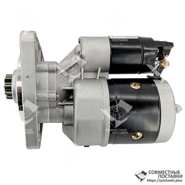 Стартер редукторный 12В 3,2 кВт (МТЗ-80, МТЗ-82, Т-25, Т-16, Т-40) ТМ Jubana 123708031 усиленный SMTZ