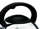 Чайник со свистком из нержавеющей стали Benson BN-701 3 л | Нейлоновая ручка | Индукция, фото 4