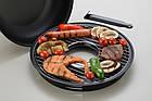 Сковорода гриль-газ Benson BN-802 с антипригарным покрытием | Сковородка для гриля, фото 6