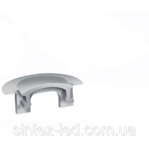 Торцевая заглушка ЗПВ 12мм универсальная Код.56622