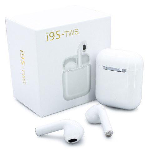 Беспроводные Bluetooth наушники i9S TWS | Реплика AirPods