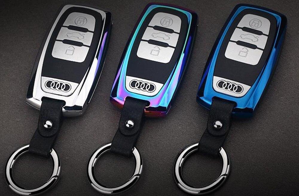 USB-зажигалка брелок AUDI хамелеон   Зажигалка c USB