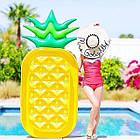 Пляжный надувной матрас Ананас 152707 190 x 90 х 20 см, фото 2