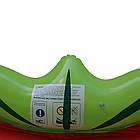 Пляжный надувной матрас - плот Клубника, диаметр 1,4*1,4m, фото 6