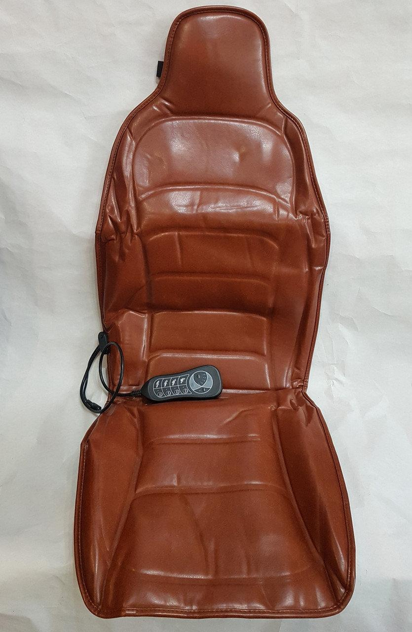Массажер накладка на сидение JB 616B | Массажер в машину