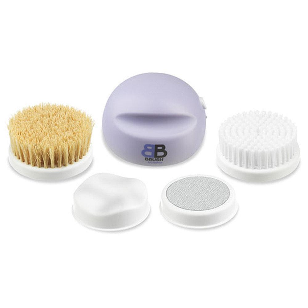 Автоматическая массажная щетка 4 в 1 Wellneo BB Brush | Щетка для лица