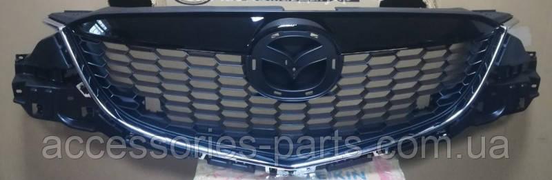Решетка радиатора Mazda CX-5 KE 2012-2015 Новая Оригинальная