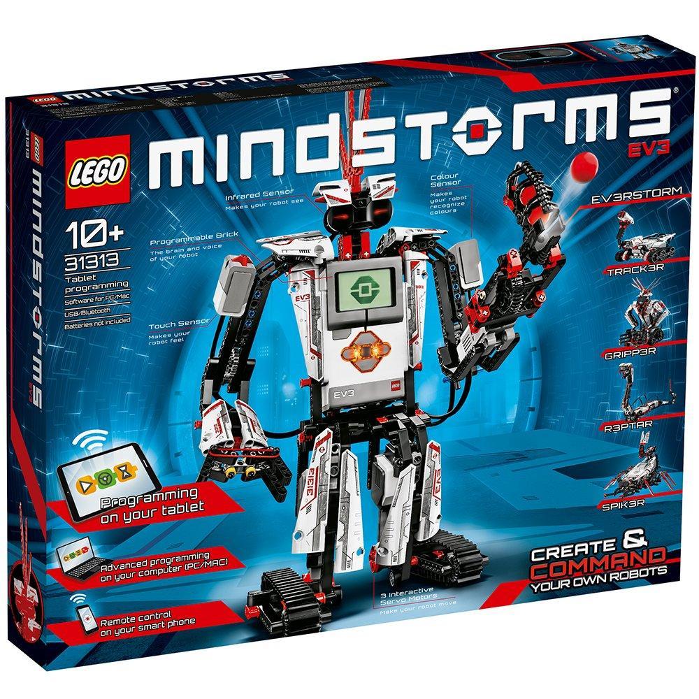 Набір LEGO MINDSTORMS EV3 31313
