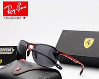 Солнцезащитные очки в стиле Ray Ban c поляризацией (4302)